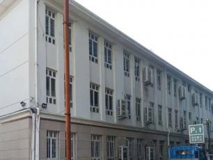 天津美术学院空调井养护施工现场